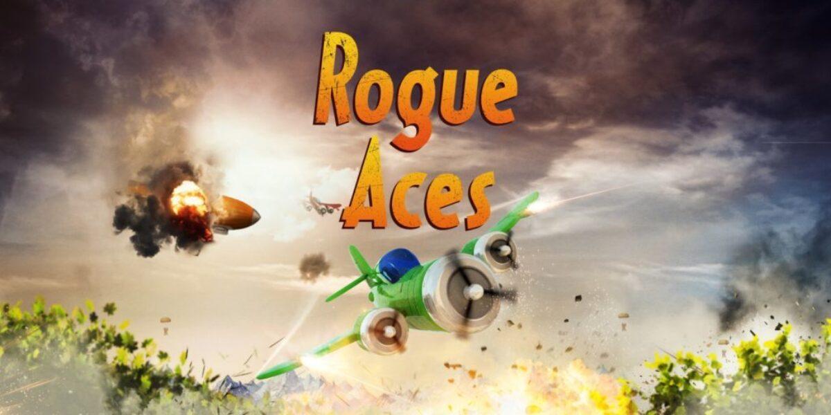Jeu Rogue Aces sur Nintendo Switch : écran titre