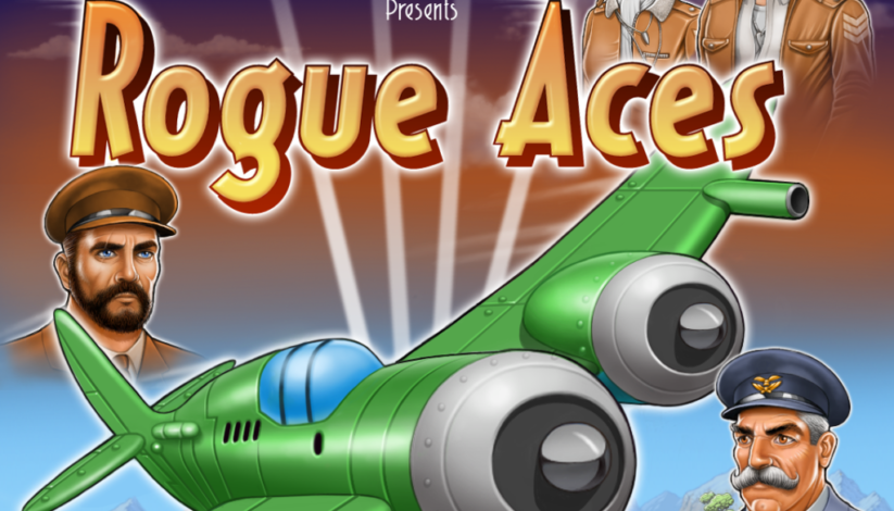 Artwork du jeu Rogue Aces sur Nintendo Switch