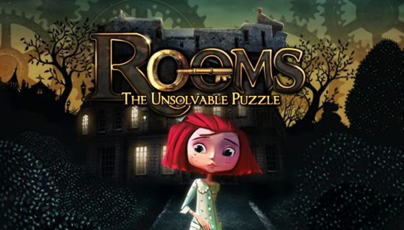Le puzzle-game Rooms : the Unsolvable Puzzle sort cet été sur Switch