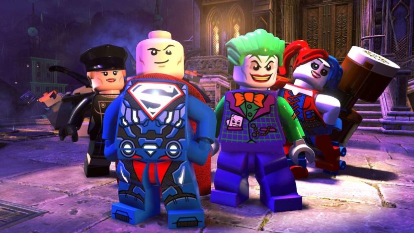 Roster du jeu Lego DC Super-Vilains sur Nintendo Switch : beaucoup de méchants !
