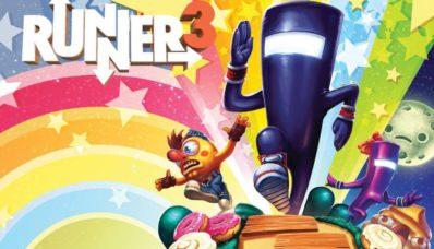 Jeu Runner3 sur Nintendo Switch : artwork
