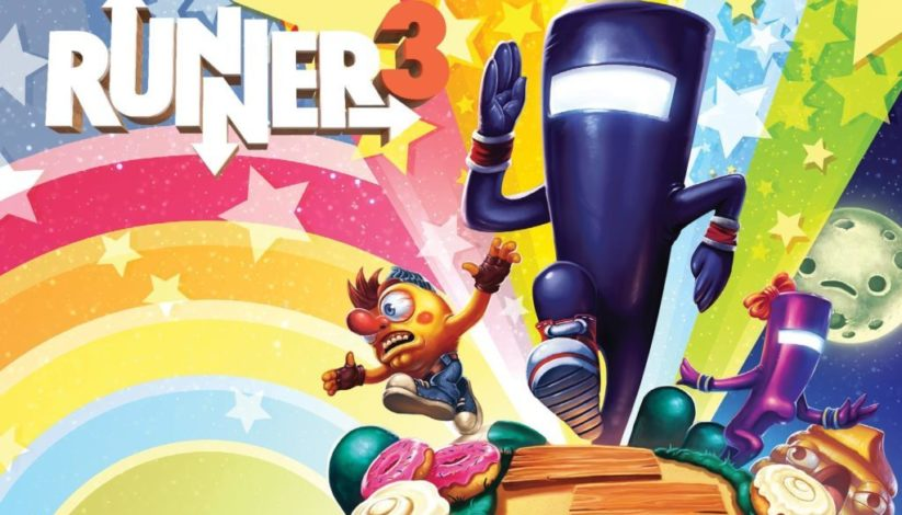 Jeu Runner3 sur Nintendo Switch : artwork
