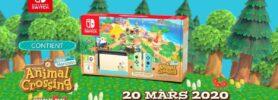Rupture de stock proche pour la Nintendo Switch Animal Crossing : derniers liens de précommande