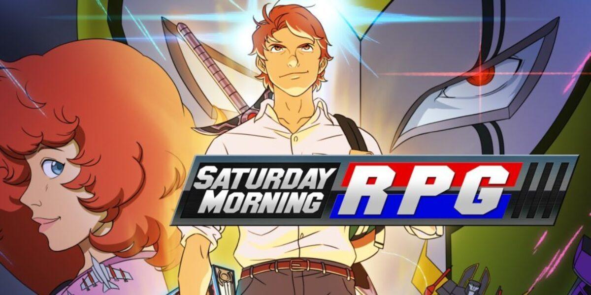Jeu Saturday Morning RPG sur Nintendo Switch : artwork