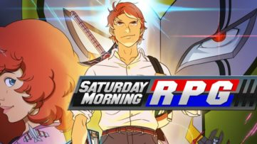 Jeu Saturday Morning RPG sur Nintendo Switch : artwork