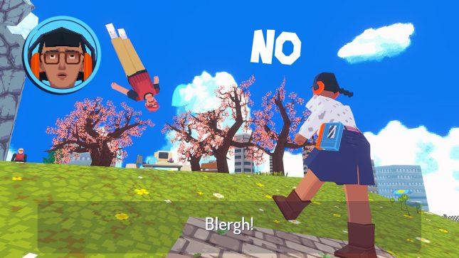 Jeu Say No! More sur Nintendo Switch - vous choisirez de dire Non encore