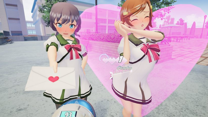 Screenshot du jeu Gal Gun 2 sur Nintendo Switch : 10