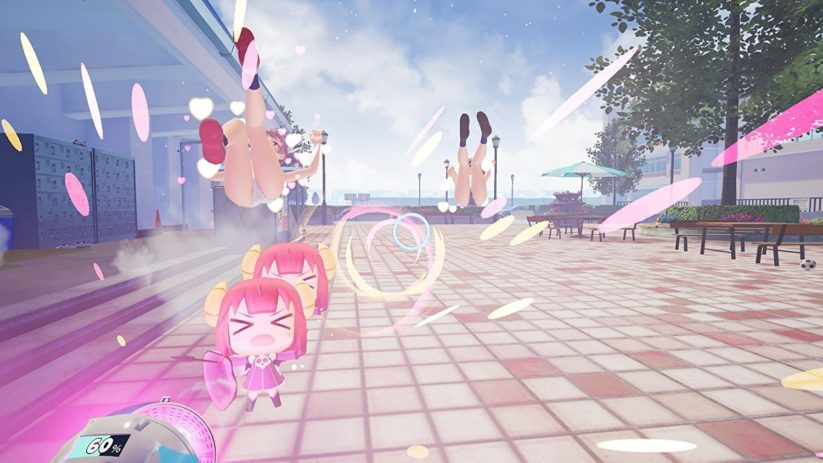 Screenshot du jeu Gal Gun 2 sur Nintendo Switch : 3