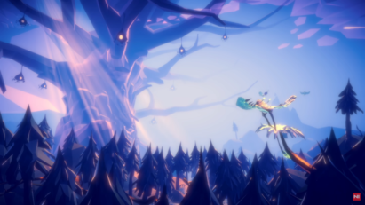 Screenshot du jeu Fe sur Nintendo Switch : gameplay 1