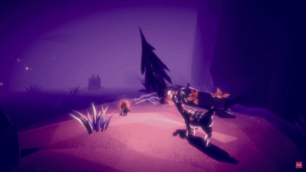Screenshot du jeu Fe sur Nintendo Switch : gameplay 4