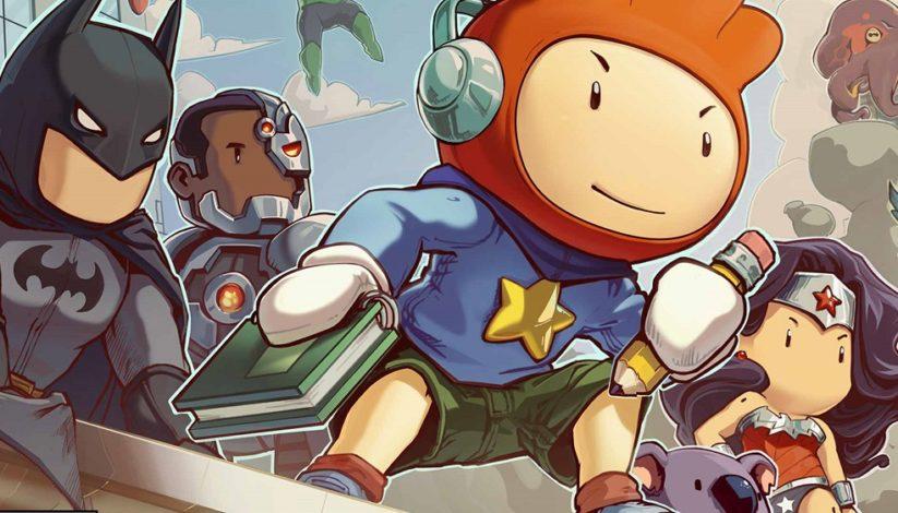 De premières images pour Scribblenauts Mega Pack