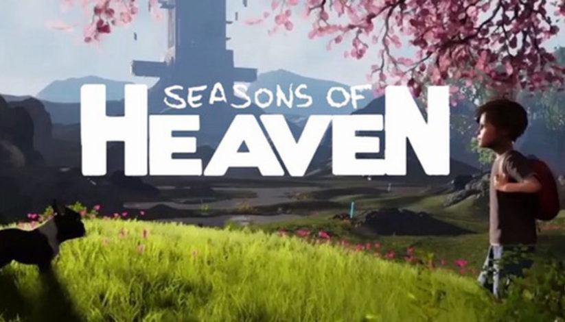 Jeu Seasons of Heaven sur Nintendo Switch : bannière de présentation