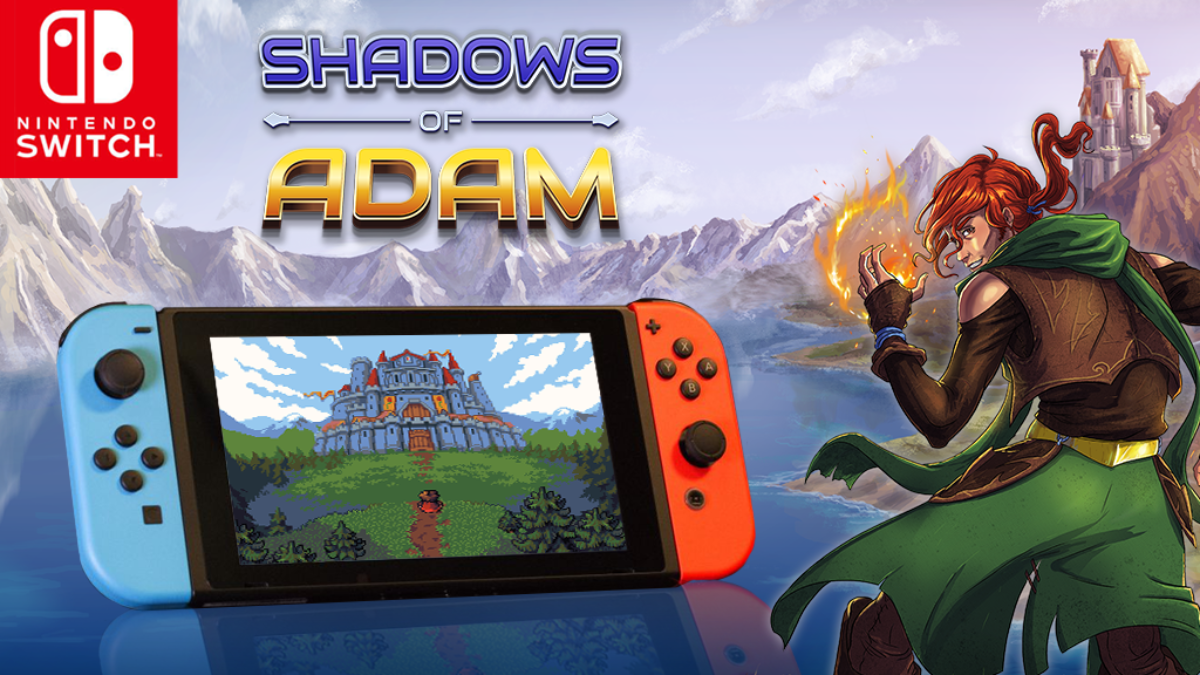 Shadows of Adam arrive sur Nintendo Switch
