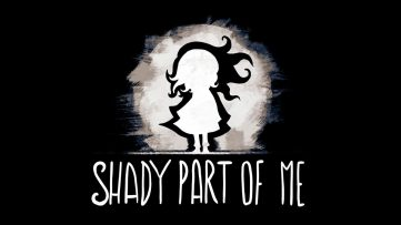 Jeu Shady Part of Me sur Nintendo Switch : artwork du jeu