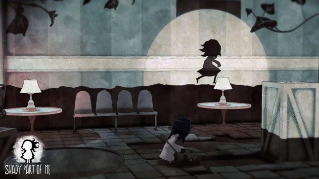 Jeu Shady Part of Me sur Nintendo Switch : ombre et lumière