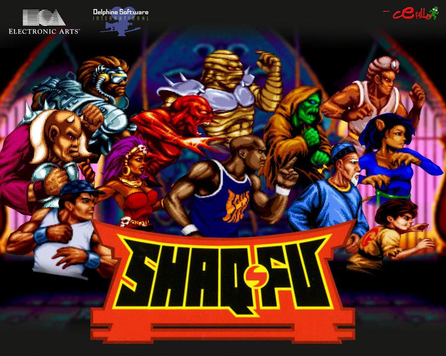 Shaq Fu (1994)