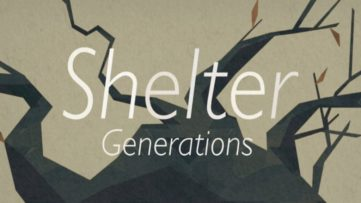 Shelter Generations disponible en avril