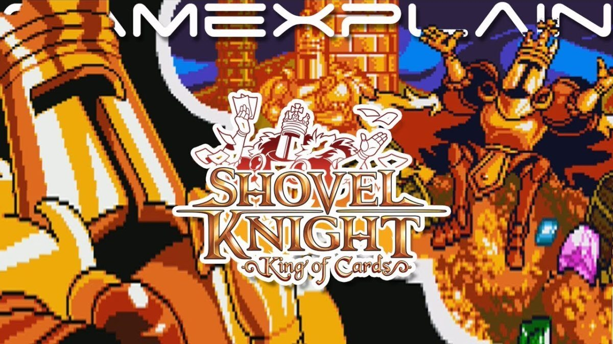 40 minutes de gameplay pour Shovel Knight: King of Cards
