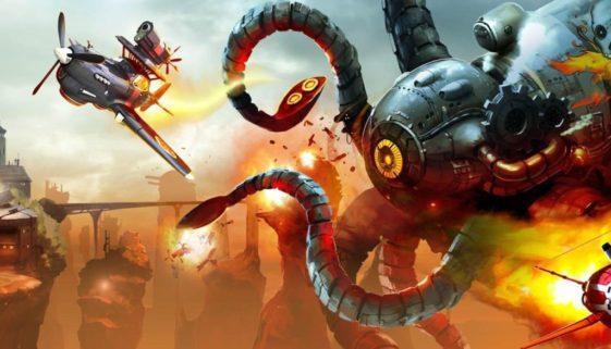 Le shoot'em up Sine Mora Ex sortira bien sur Nintendo Switch