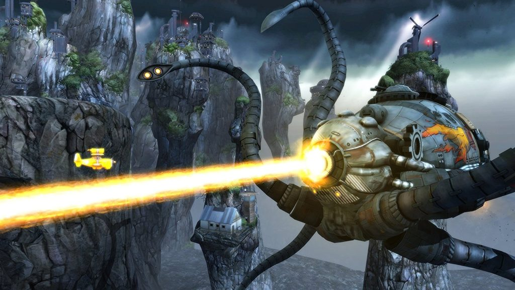 Image du jeu Sine Mora Ex sur Switch