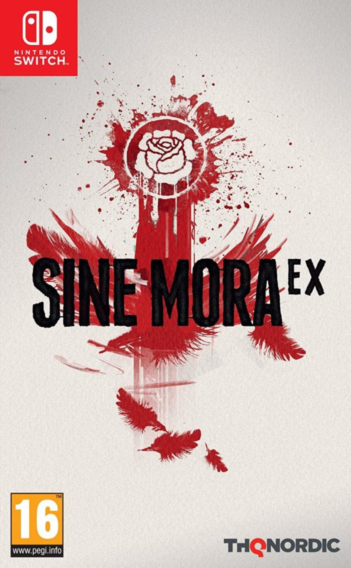 Sine Mora Ex sur Switch en version boîte
