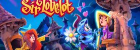 Jeu Sir Lovelot sur Nintendo Switch : artwork du jeu