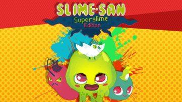 Jeu Slime-San sur Nintendo Switch : l'édition SuperSlime arrive !
