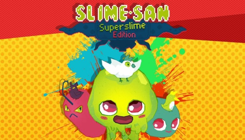 Jeu Slime-San sur Nintendo Switch : l'édition SuperSlime arrive !