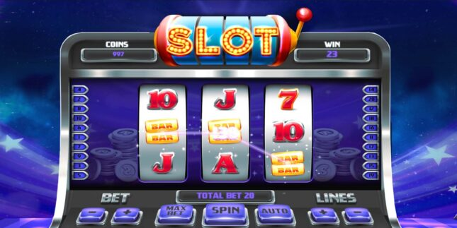 Slot : la machine à sous intuitive et amusante