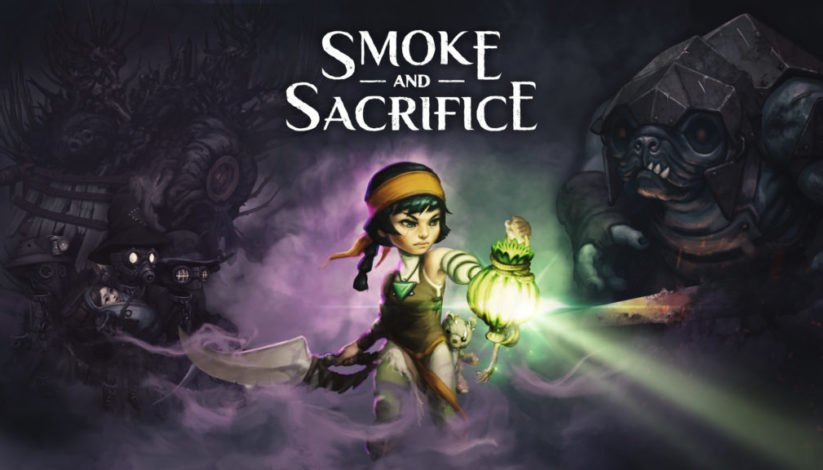 Jeu Smoke and Sacrifice sur Nintendo Switch : artwork