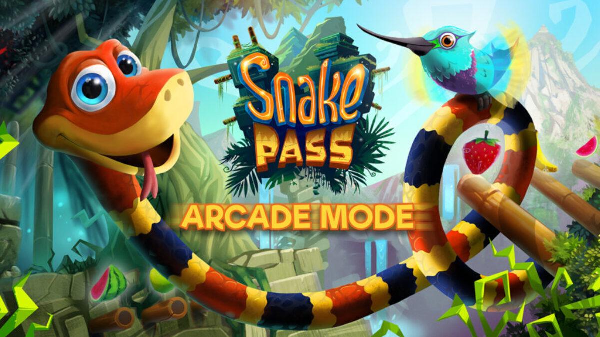 MAJ 1.4 de Snake Pass : mode arcade