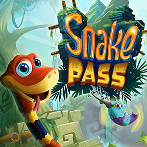 Mise à jour 1.4 de Snake Pass : nouvelle icône