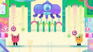 Image du jeu Snipperclips Plus Les Deux Font la Paire
