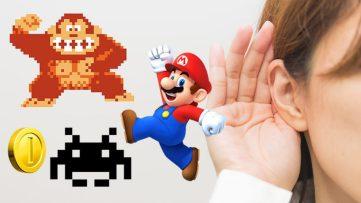 Le son dans les jeux vidéos