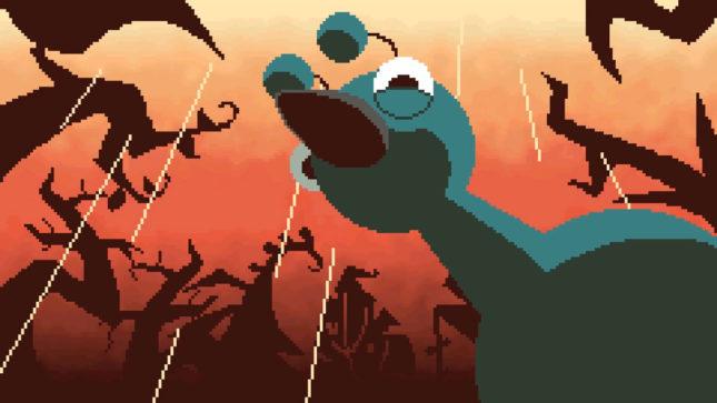 Jeu Songbird Symphony sur Nintendo Switch : Tonton Paon ne fait pas toujours aussi peur