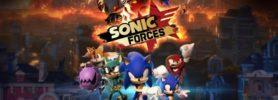 Bannière du jeu Sonic Forces sur Nintendo Switch
