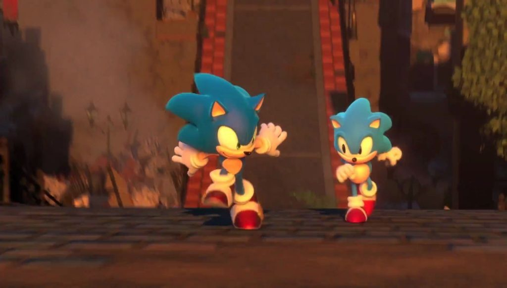 Images du jeu Switch Sonic Forces