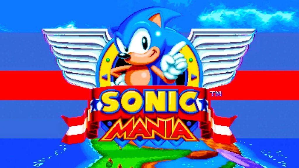 Sonic Mania arrivera finalement cet été 2017 sur Switch