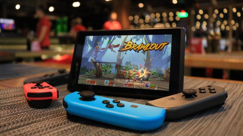 Brawlout arrive le 19 décembre sur Nintendo Switch avant sa sortie sur PlayStation et Xbox One en 2018