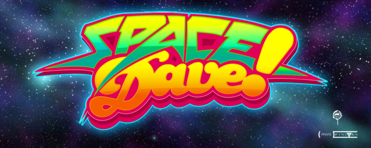 Loge du jeu Space Dave! sur Nintendo Switch