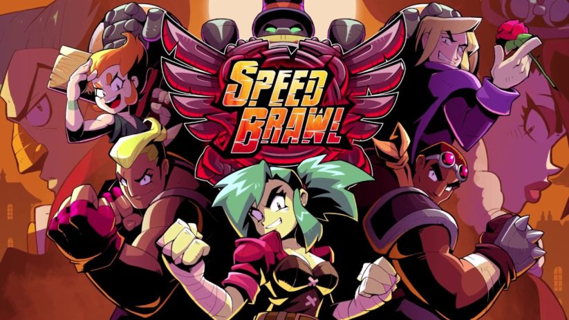 Speed Brawl sort cet été sur Nintendo Switch