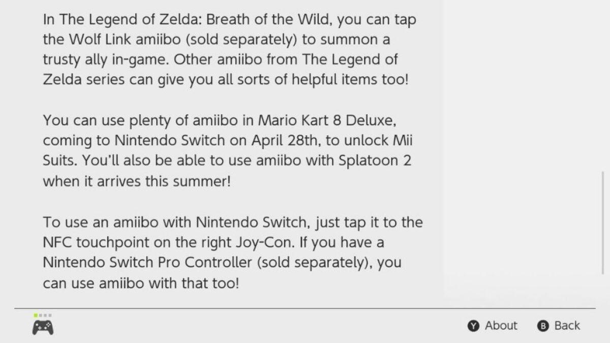 Splatoon 2 sera sans surprise compatible avec tous les Amiibos