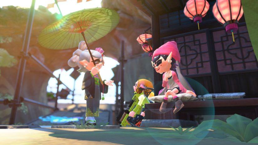 Jeu Splatoon 2 sur Nintendo Switch : Ayo est de retour !
