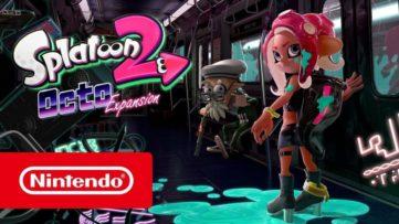 Jeu Splatoon 2 sur Nintendo Switch : présentation de l'Octo Expansion
