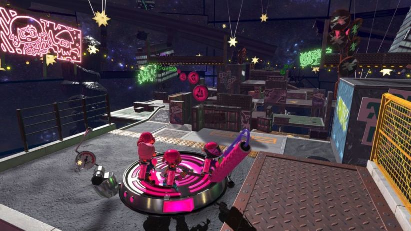 Splatoon 2 Twilight Zone 1