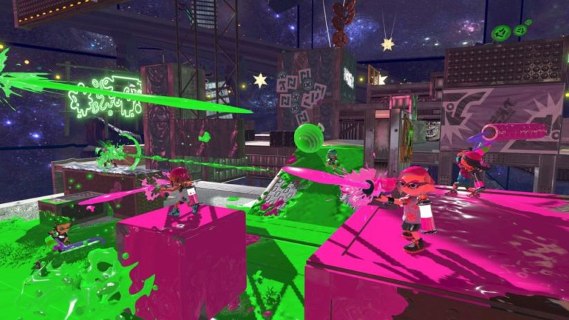 Splatoon 2 Twilight Zone 2