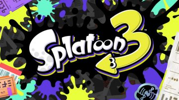 Jeu Splatoon 3 sur Nintendo Switch : artwork du jeu