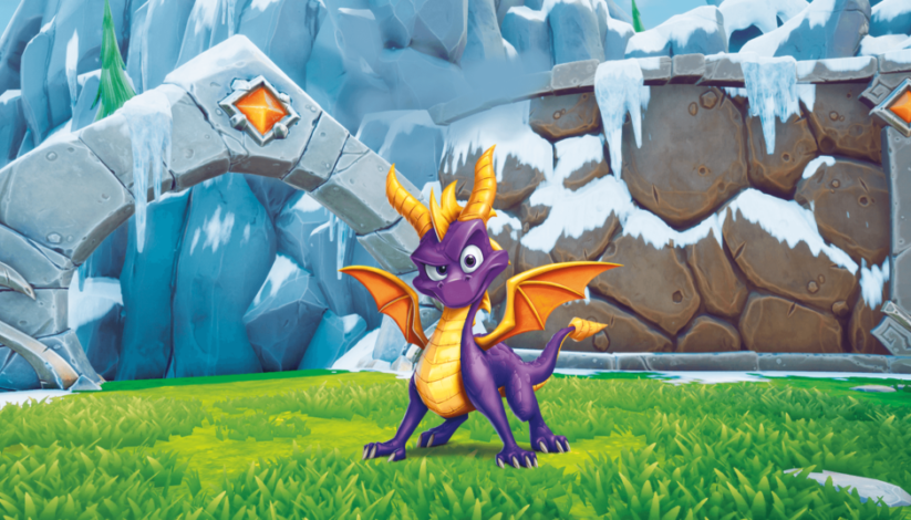 Spyro Reignited Trilogy arrive sur la console Nintendo Switch