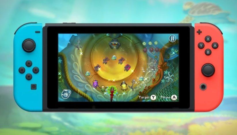 Squids Odyssey est disponible sur l'eShop