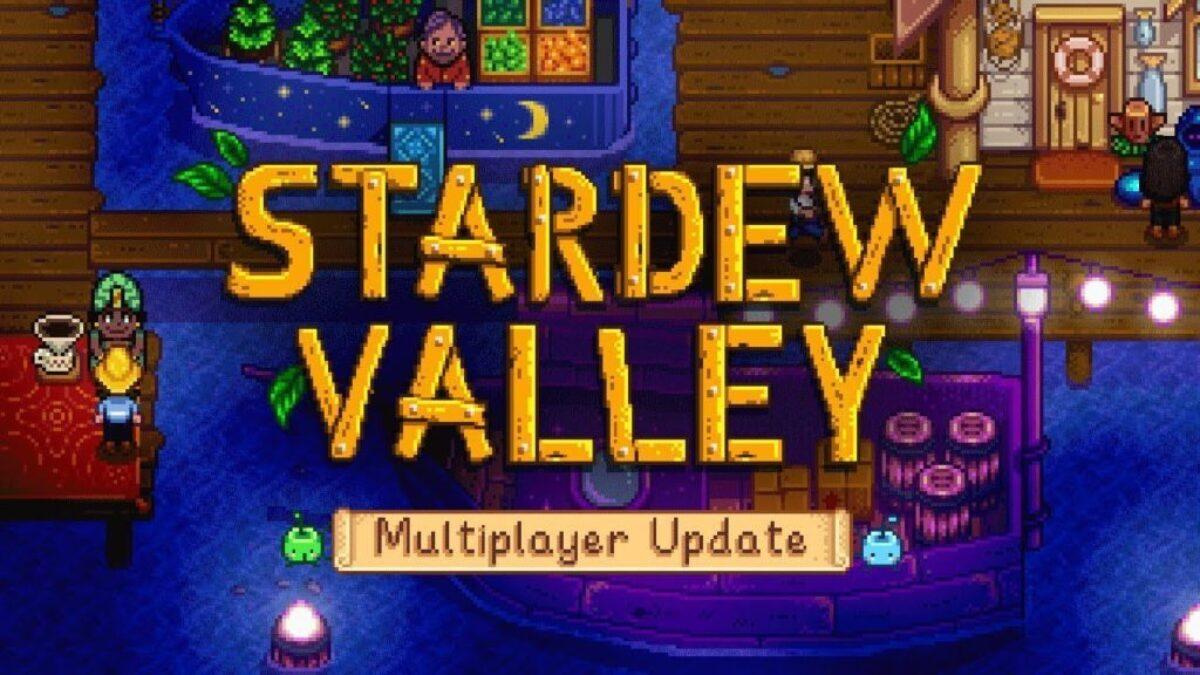 Jeu Stardew Valley sur Nintendo Switch : la version multijoueur arrive bientôt
